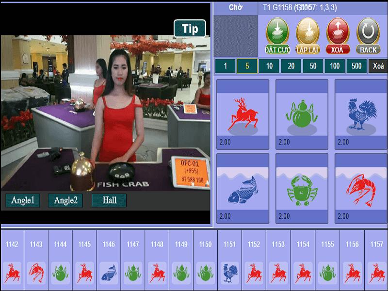 Tìm hiểu về xác suất giành được phần thắng khi chơi game bầu cua online