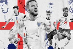Toàn bộ tiền thưởng Euro 2020 của tuyển Anh sẽ được quyên cho tổ chức từ thiện NHS