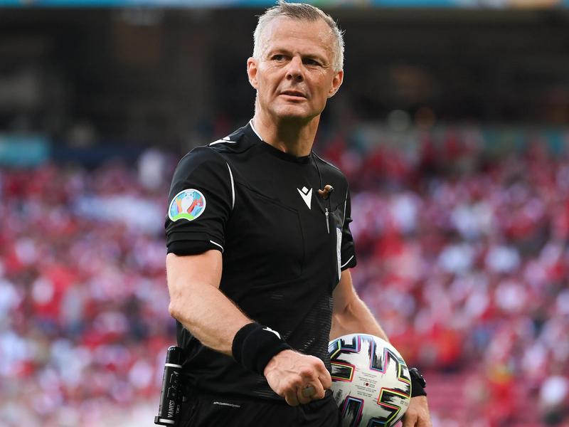 Trọng tài chung kết EURO 2020 là nỗi ám ảnh của Verratti