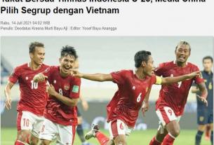 Truyền thông Indo: 'Sợ chạm trán chúng ta nên Trung Quốc muốn gặp Việt Nam'