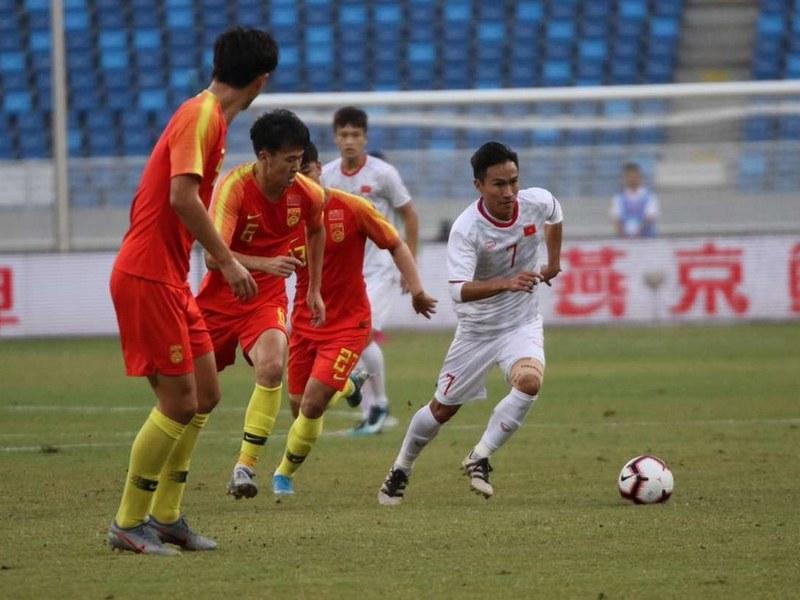 Truyền thông Trung Quốc: 'Chúng ta dư sức giành 6 điểm trước tuyển Việt Nam' 1