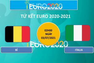 Tứ kết Euro 2021: Màn so tài giữa hai tập thể đích thực Bỉ vs Italia