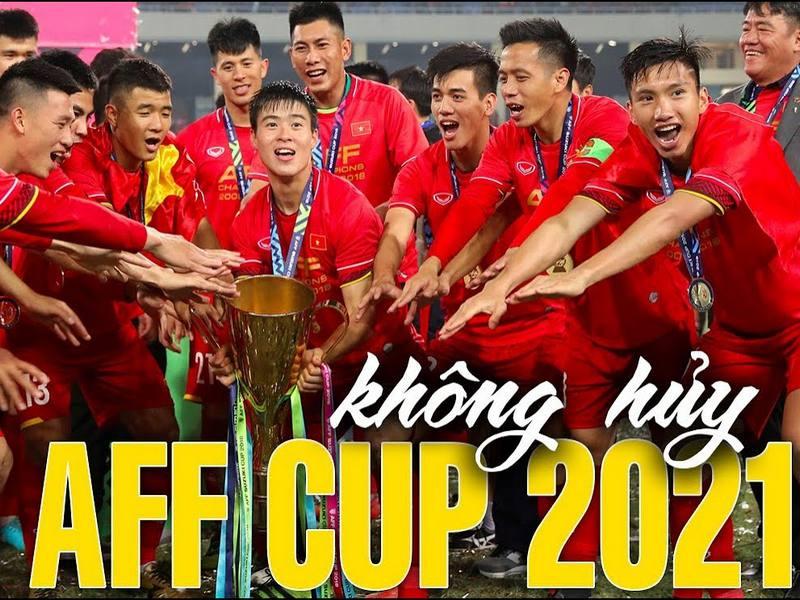 Tuyển Việt Nam đá AFF Cup 2021 ở sân nhà Thái Lan?