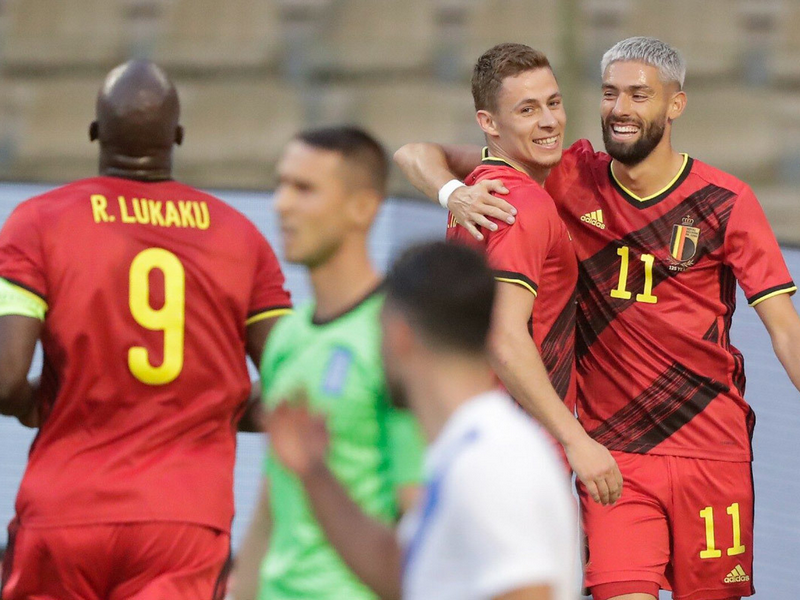 Xác suất để Bỉ có thể vô địch EURO 2020 1