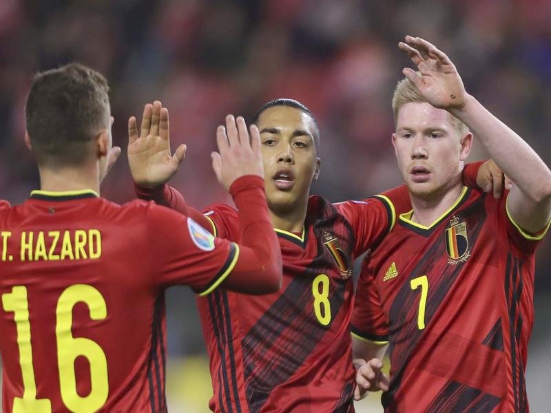 Xác suất để Bỉ có thể vô địch EURO 2020