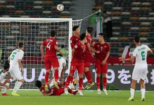 AFC ca ngợi siêu phẩm hạ gục ĐT Việt Nam tại châu Á