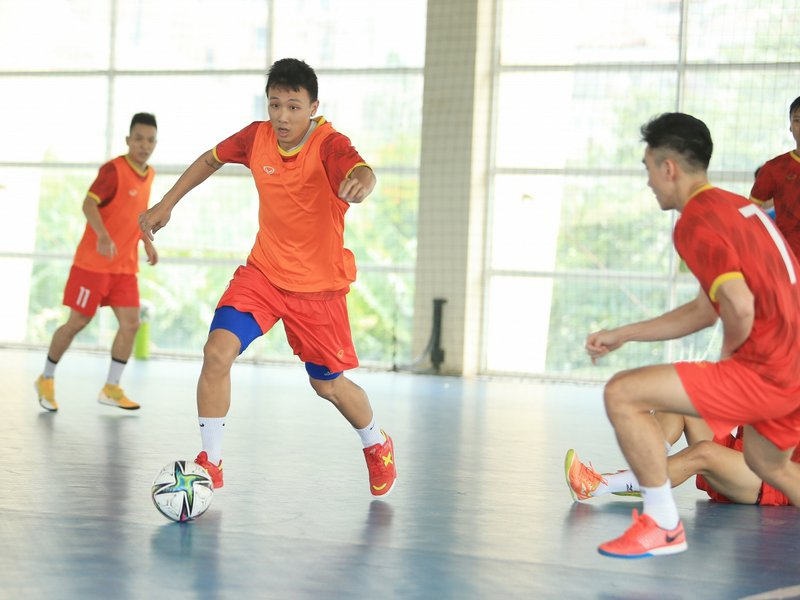 'Đối thủ ĐT Việt Nam' chạy đà hoàn hảo trước VCK Futsal World Cup 2021 1