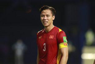 Đội trưởng Quế Ngọc Hải chia sẻ về điểm yếu của tuyển Việt Nam