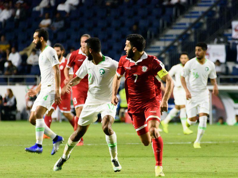 ĐT Lebanon khó có cơ hội tại VL World Cup 2022 1