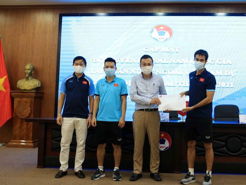 ĐT Việt Nam được VFF giao 'nhiệm vụ lịch sử' tại VCK World Cup
