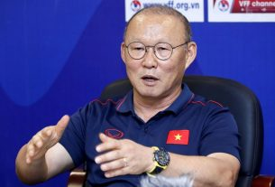 HLV Park 'nhắc khéo' VFF về hợp đồng