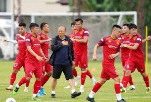 HLV Park tin tưởng tuyển Việt Nam có thể sẽ tham gia VCK World Cup 2022