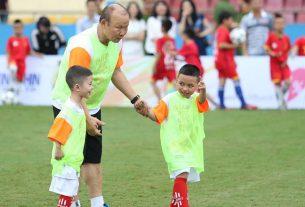 Lý giải nguyên nhân thầy Park Hang-seo khó mở học viện bóng đá tại Việt Nam