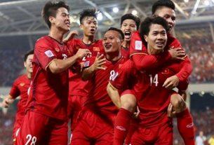 Ngày ĐT Việt Nam lên đường sang Tây Á đá VL World Cup 2022 đã được ấn định