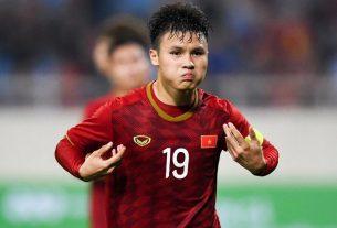 Quang Hải góp mặt trong chiến dịch đặc biệt của FIFA