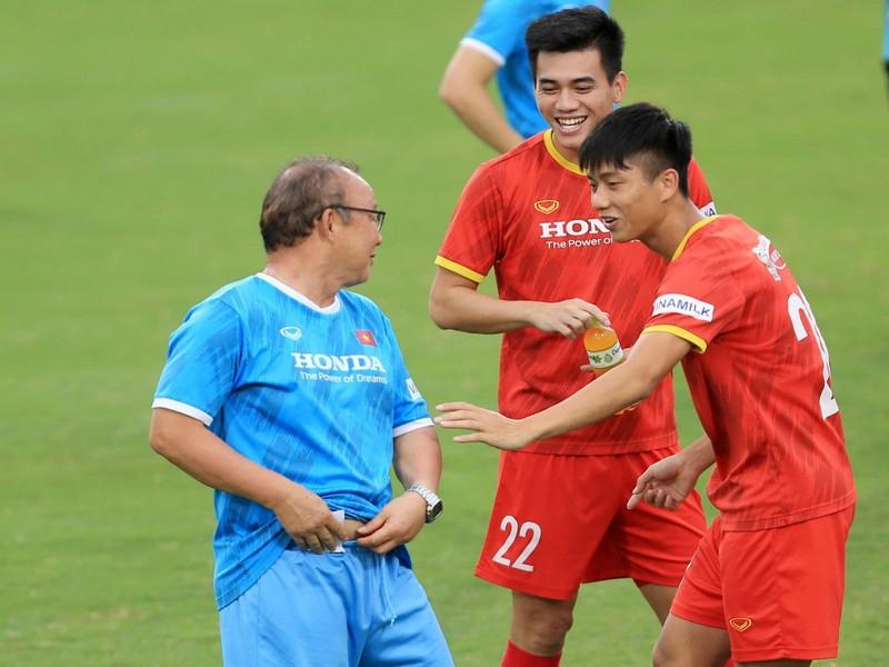 Thầy Park nhận thêm nhiệm vụ mới ở ĐTQG Việt Nam 1