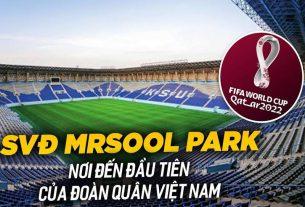 Tìm hiểu SVĐ tuyển Việt Nam đá trận đầu tiên tại VL thứ 3 WC 2022