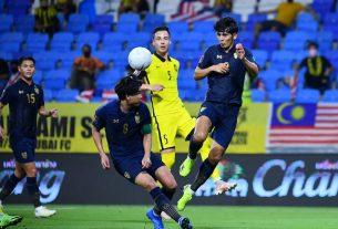 Truyền thông Thái Lan tiếc nuối khi cách quá xa Việt Nam trên BXH FIFA