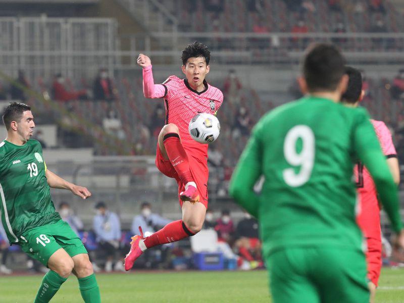 Tuyển Hàn Quốc ở VL thứ 3: Không khó để có tấm vé dự World Cup 2022