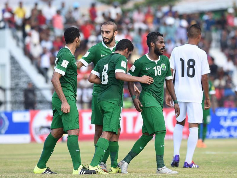 Tuyển Saudi Arabia tại VL cuối cùng World Cup 2022: 'Ông kẹ' thực sự tại bảng B 1